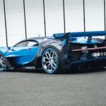 Bugatti Chiron & Vision Gran Turismo Head To Monterey Car Week 2016 3