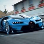 Bugatti Chiron & Vision Gran Turismo Head To Monterey Car Week 2016 6