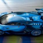 Bugatti Chiron & Vision Gran Turismo Head To Monterey Car Week 2016 8
