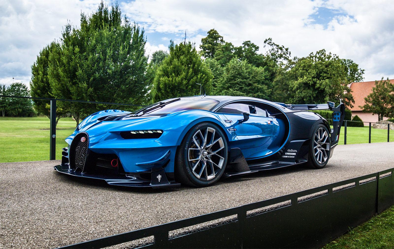 2018 Bugatti Chiron Price And Specs 2016 2017 Auto Reviews ...