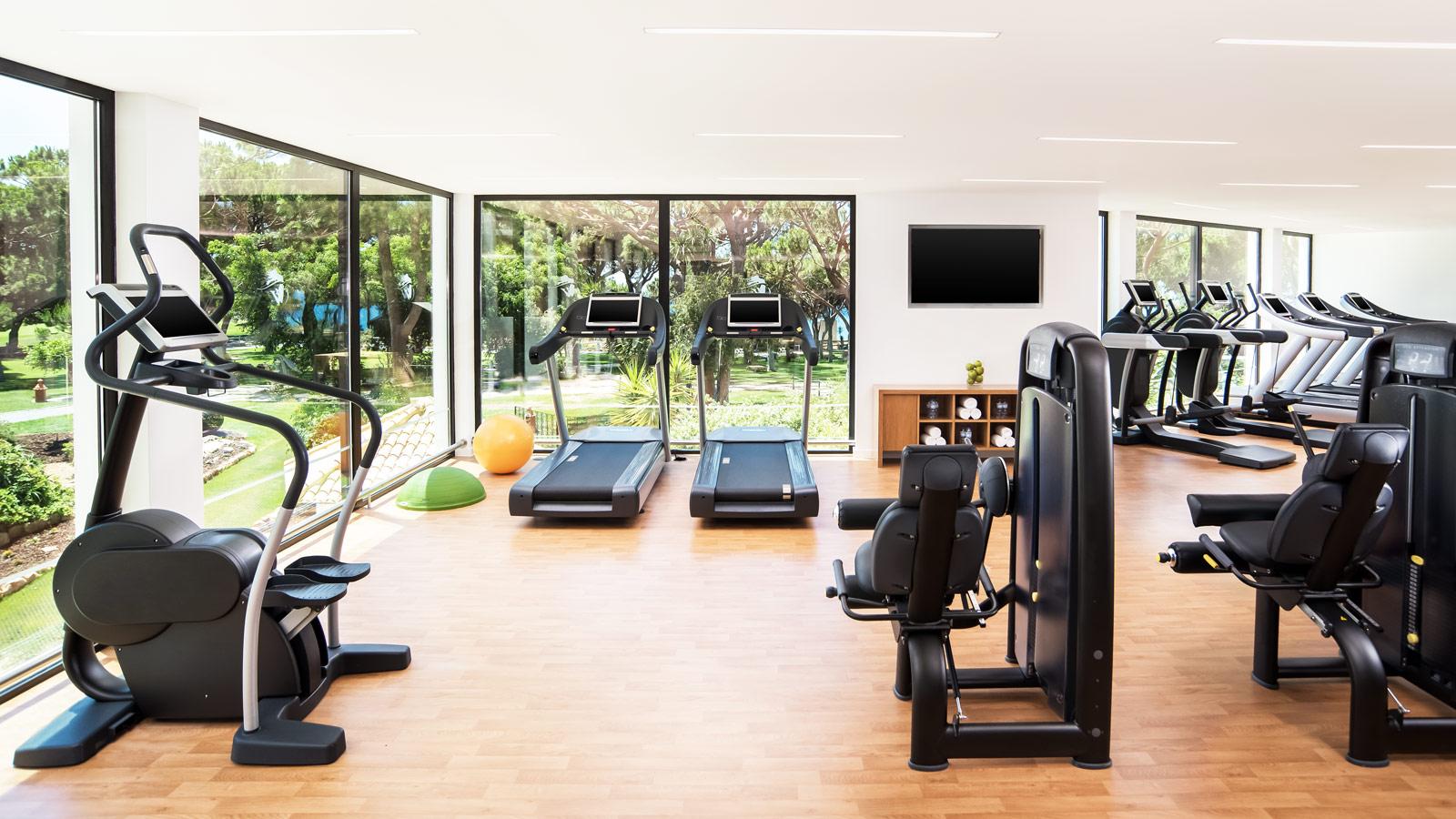Pine Cliffs Gym / Health Suite