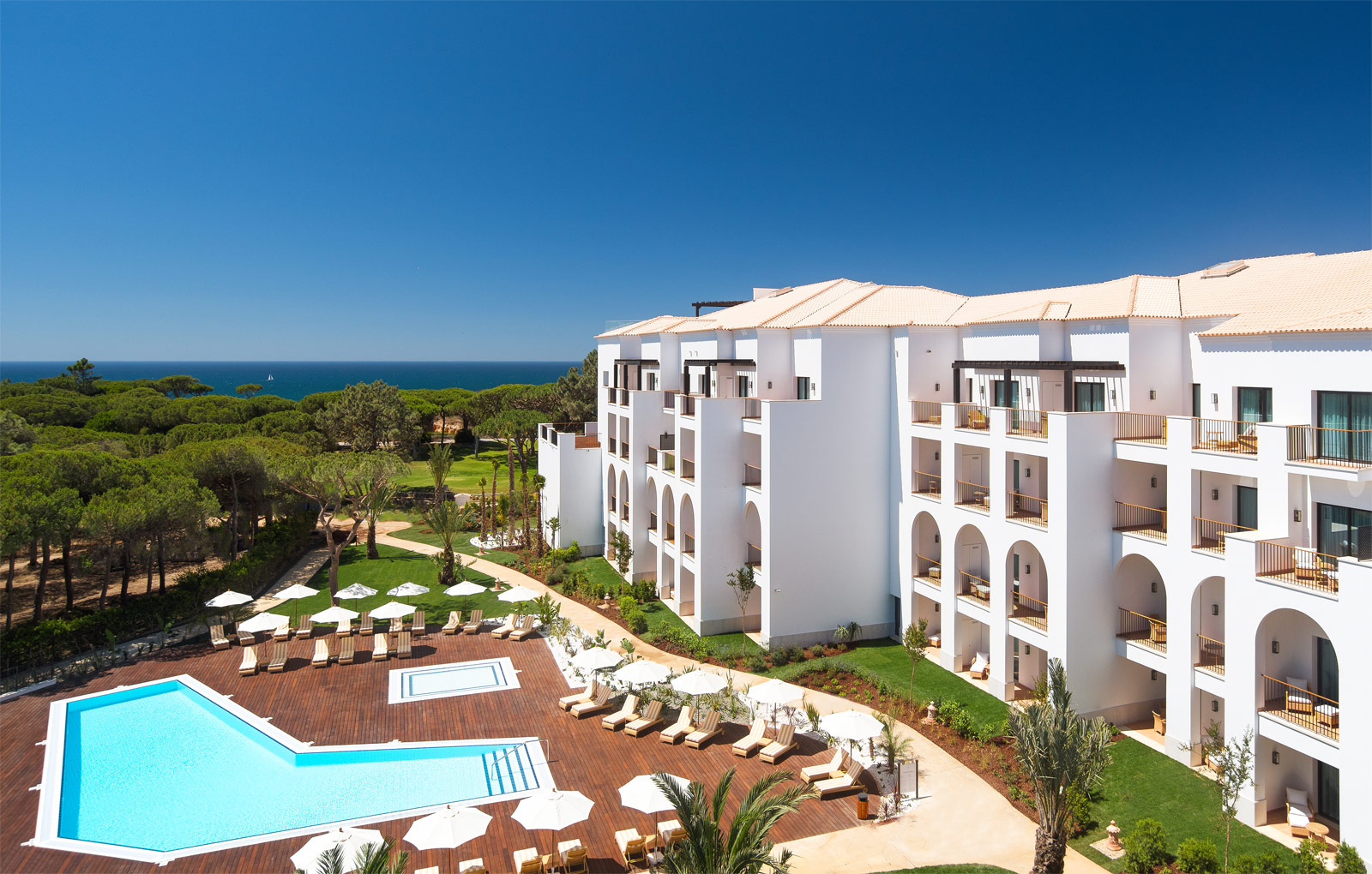 Pine Cliffs Ocean Suites Luxury Launch On The Algarve