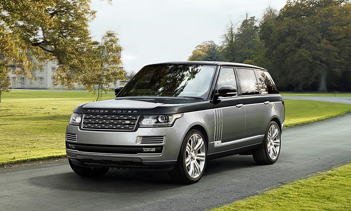 A Bright Future For Jaguar Land Rover Special Vehicle Operations 5
