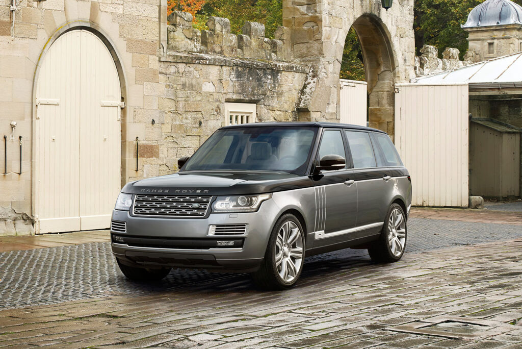 The review of the Range Rover SVAutobiography