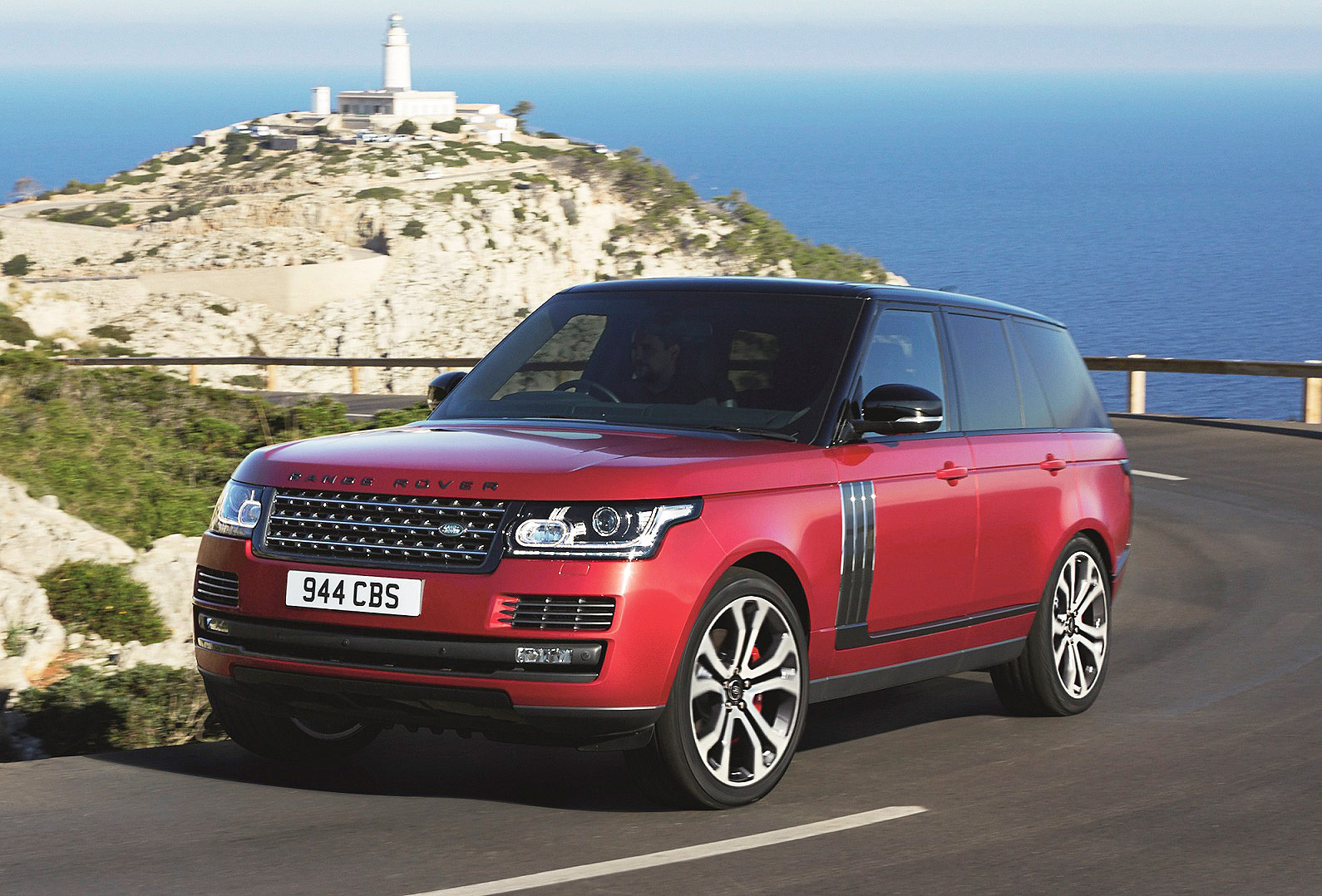 SVAutobiography Dynamic – The Most Powerful Production Range Rover To Date