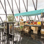 We Go Sky-High In Searcys Summer Pop-Up At London's Gherkin 2