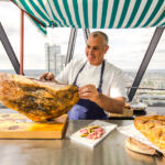 We Go Sky-High In Searcys Summer Pop-Up At London's Gherkin 4