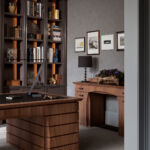 British Furniture Maker Smallbone Unveils New Desk And Wine Wall 3
