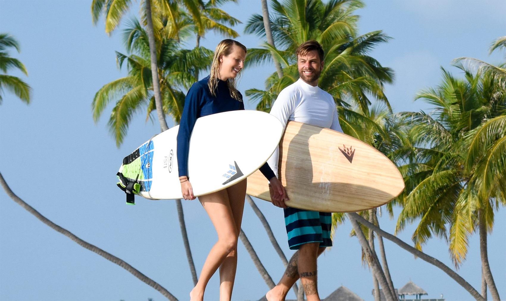 Surf Paradise Found At Gili Lankanfushi In The Maldives