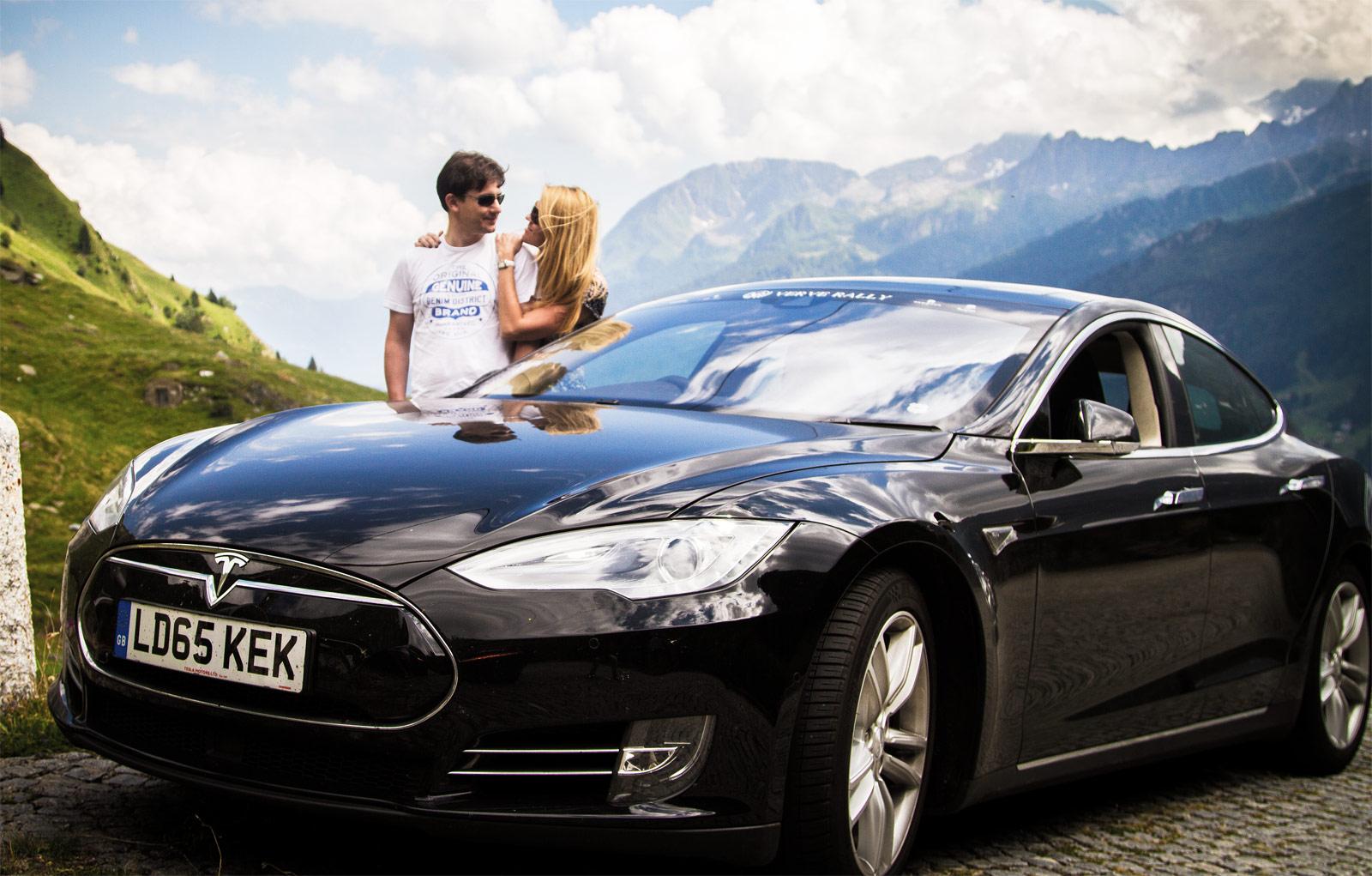 Verve Luxury Car Rally Across Europe