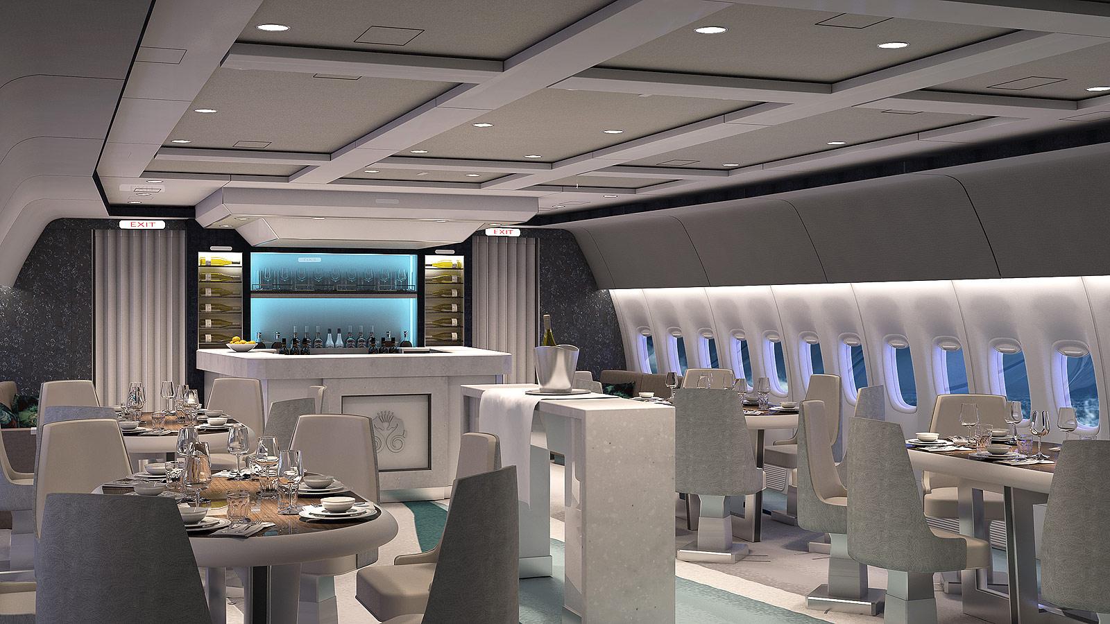 Crystal AirCruises 777-200LR