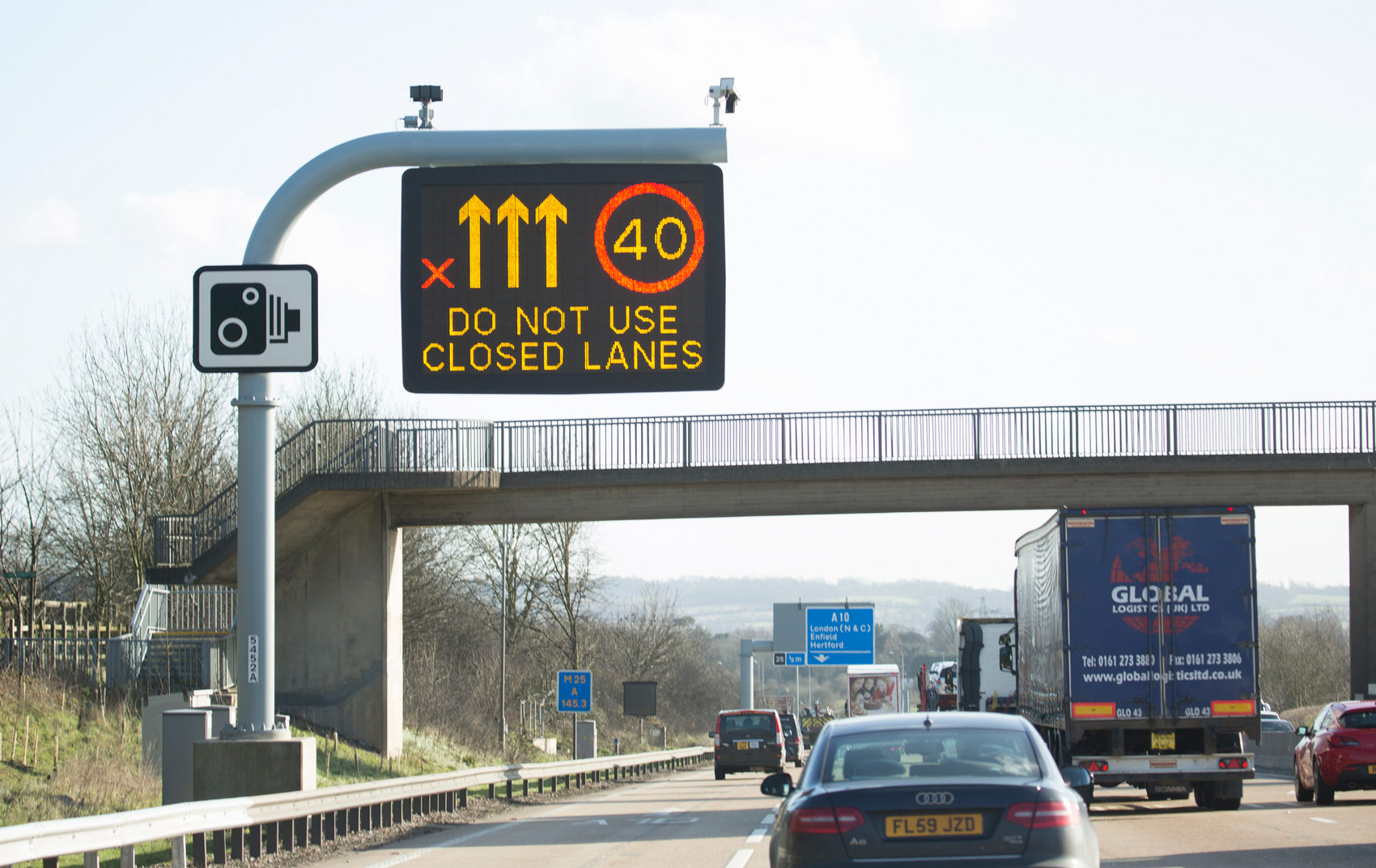 Nothing Smart About 'Deadly' Lay-Bys On All-Lane Running Motorways