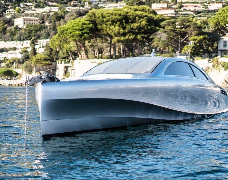 Monaco Sees A Flash Of Brilliant Silver As The ARROW460-Granturismo Is Unveiled