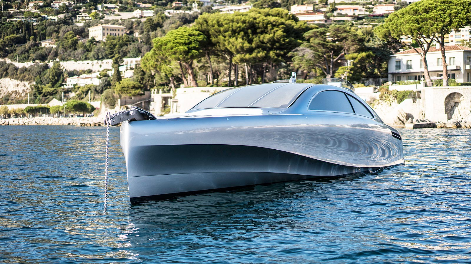 Monaco Turns Brilliant Silver As The ARROW460-Granturismo Is Unveiled