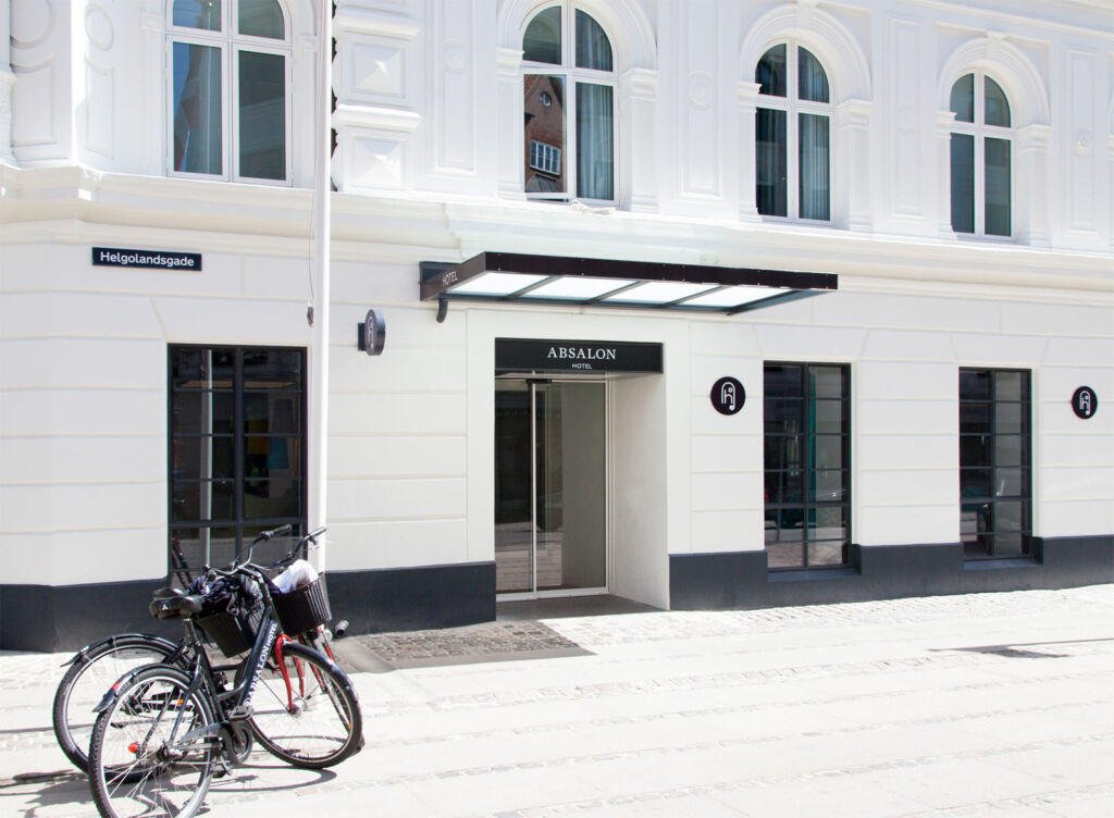 Copenhagen Guide: The Absalon Hotel