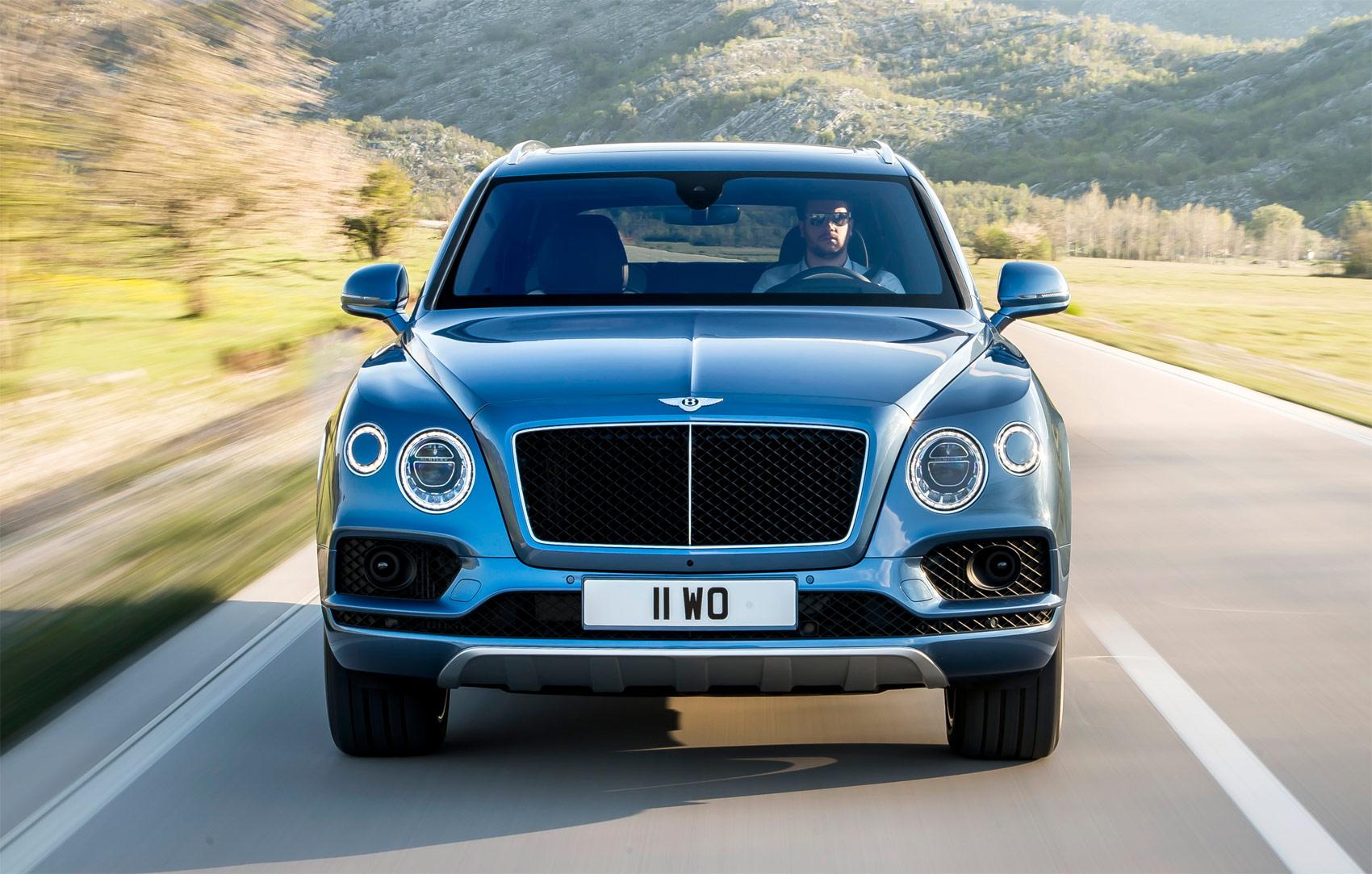 The Bentley Bentayga Diesel - Power, Refinement And Range