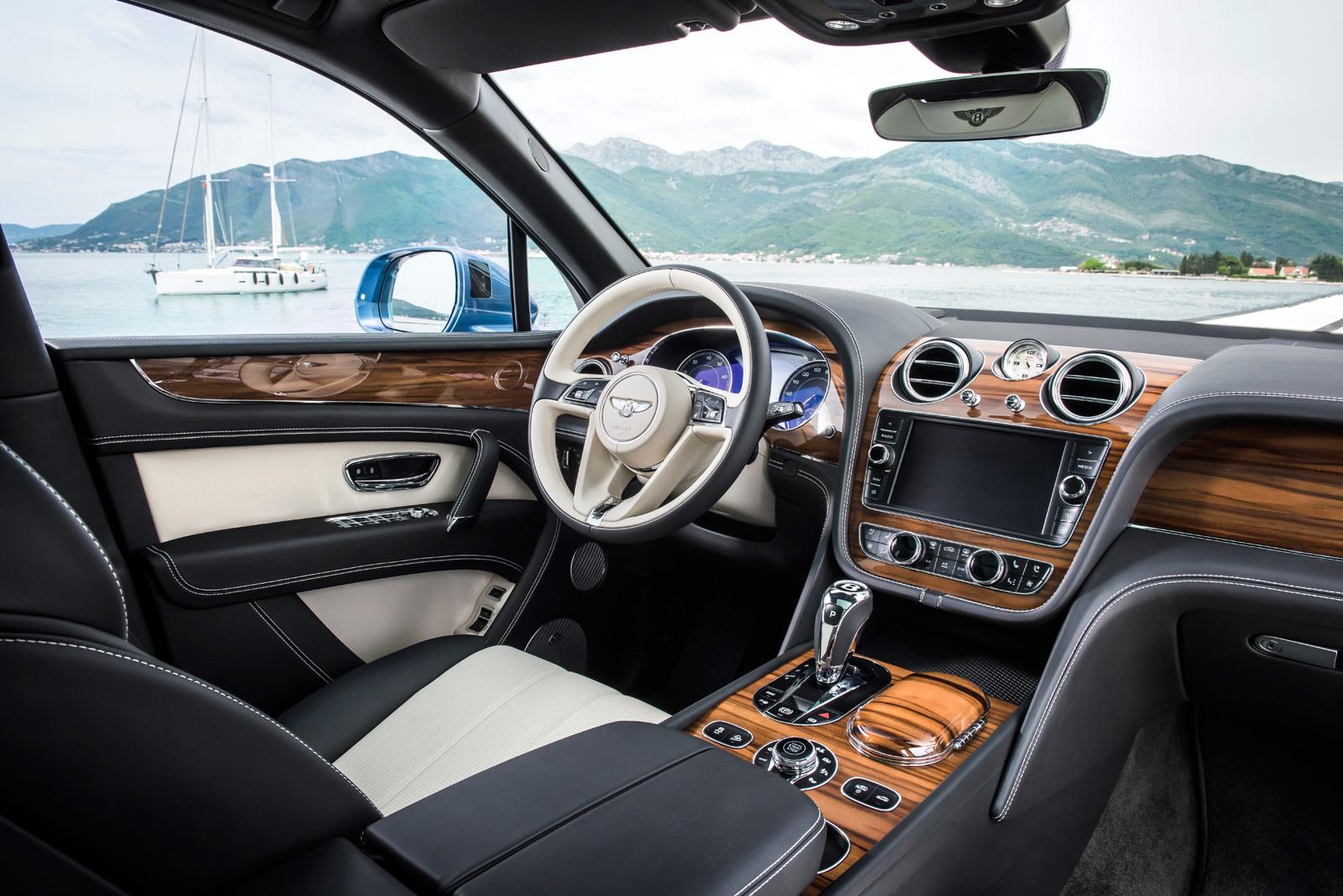 The Bentley Bentayga Diesel - Power, Refinement And Range 4