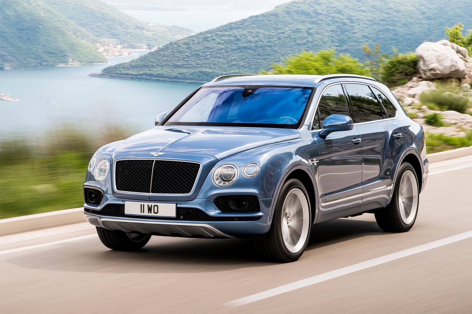 The Bentley Bentayga Diesel - Power, Refinement And Range 5