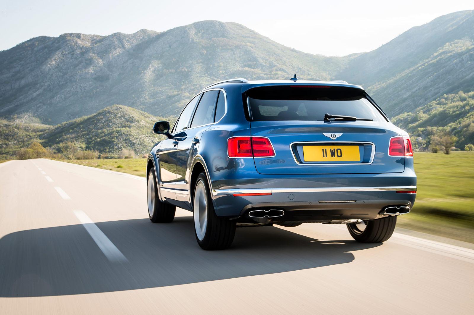 The Bentley Bentayga Diesel - Power, Refinement And Range 6