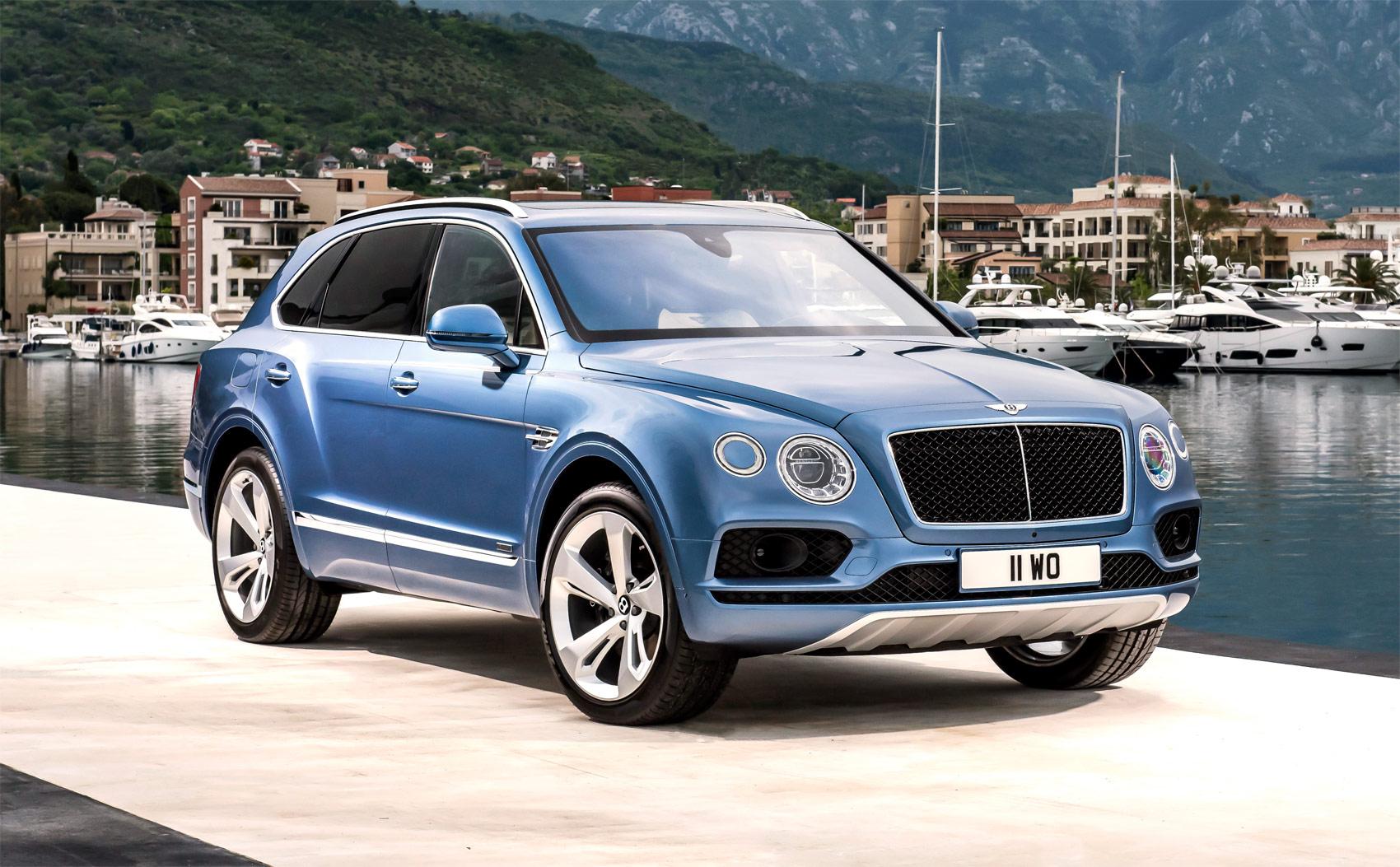 The Bentley Bentayga Diesel – Power, Refinement And Range