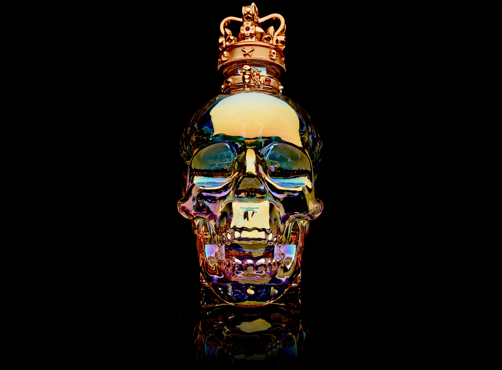 The Crystal Head Vodka Aurora Magnum Is The Brands Crowning Glory