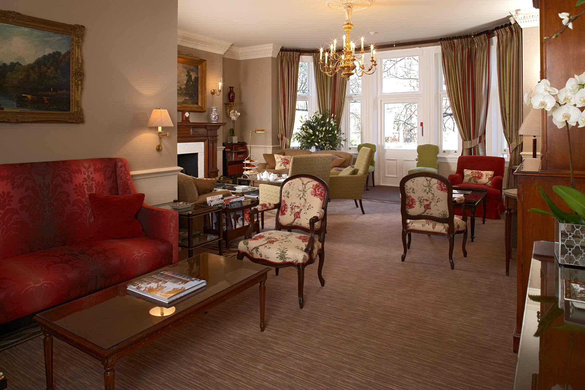Draycott Wins 'England's Leading Boutique Hotel' At World Travel Awards
