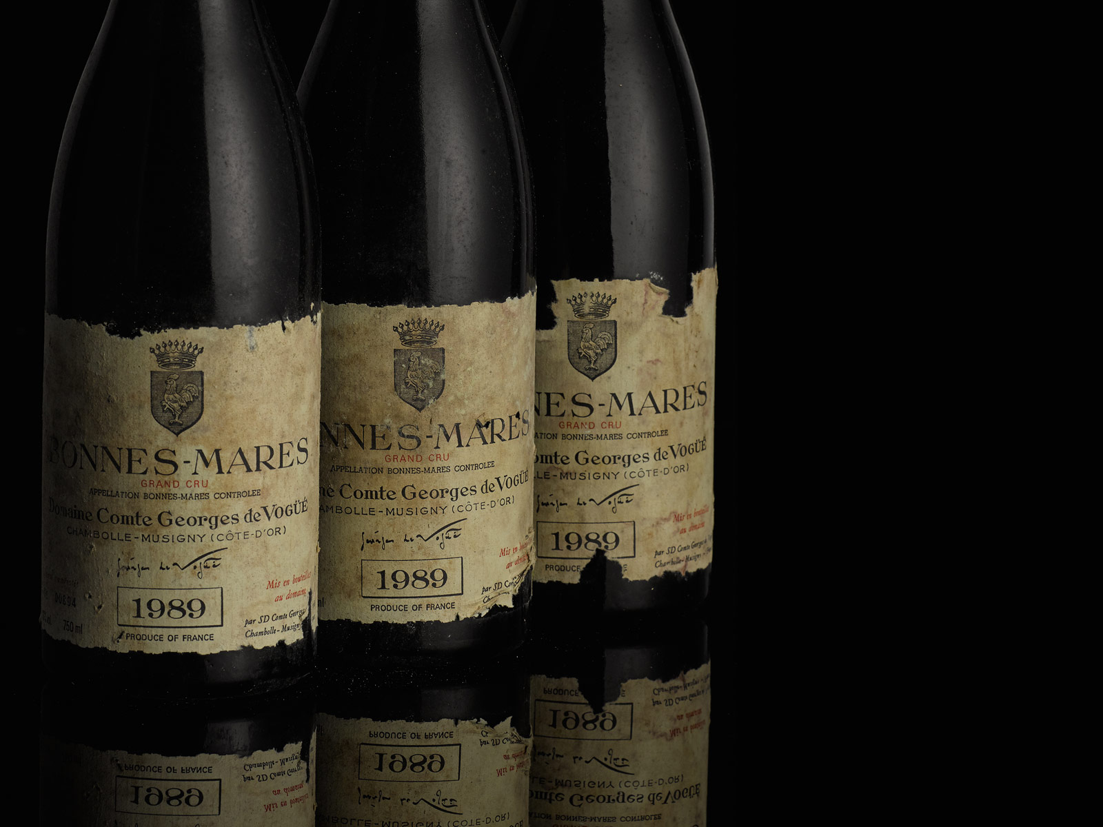 The First Sotheby's Wine Sale Of The New Season In London