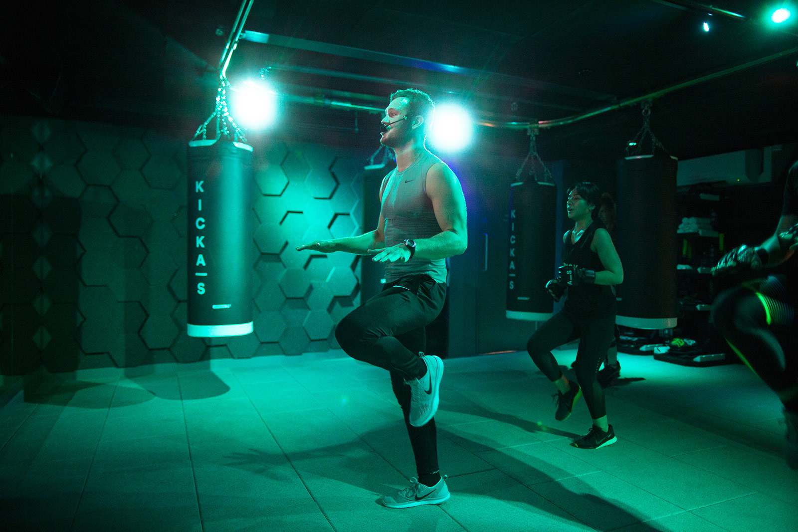 HIIT 45, Another_Space