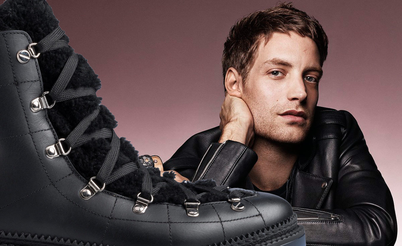 If The Shoe Fits: Jimmy Choo AW 2016 Men's Campaign With James Jagger