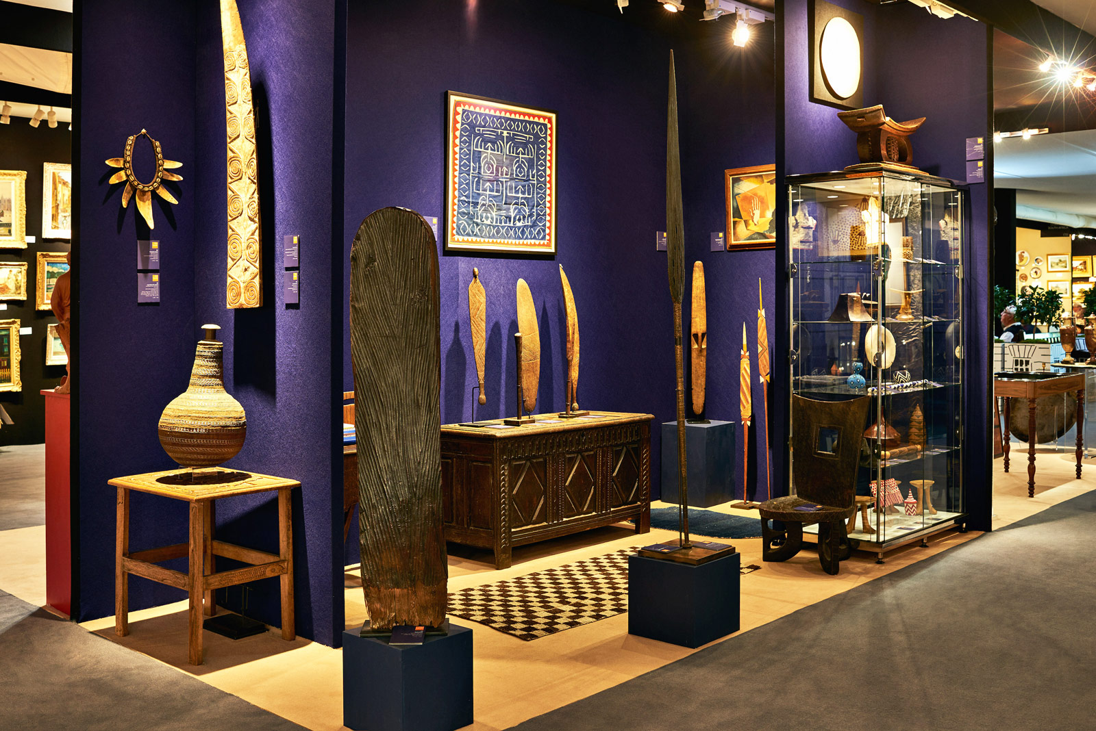 The 2016 LAPADA Arts And Antiques Fair To Open In London