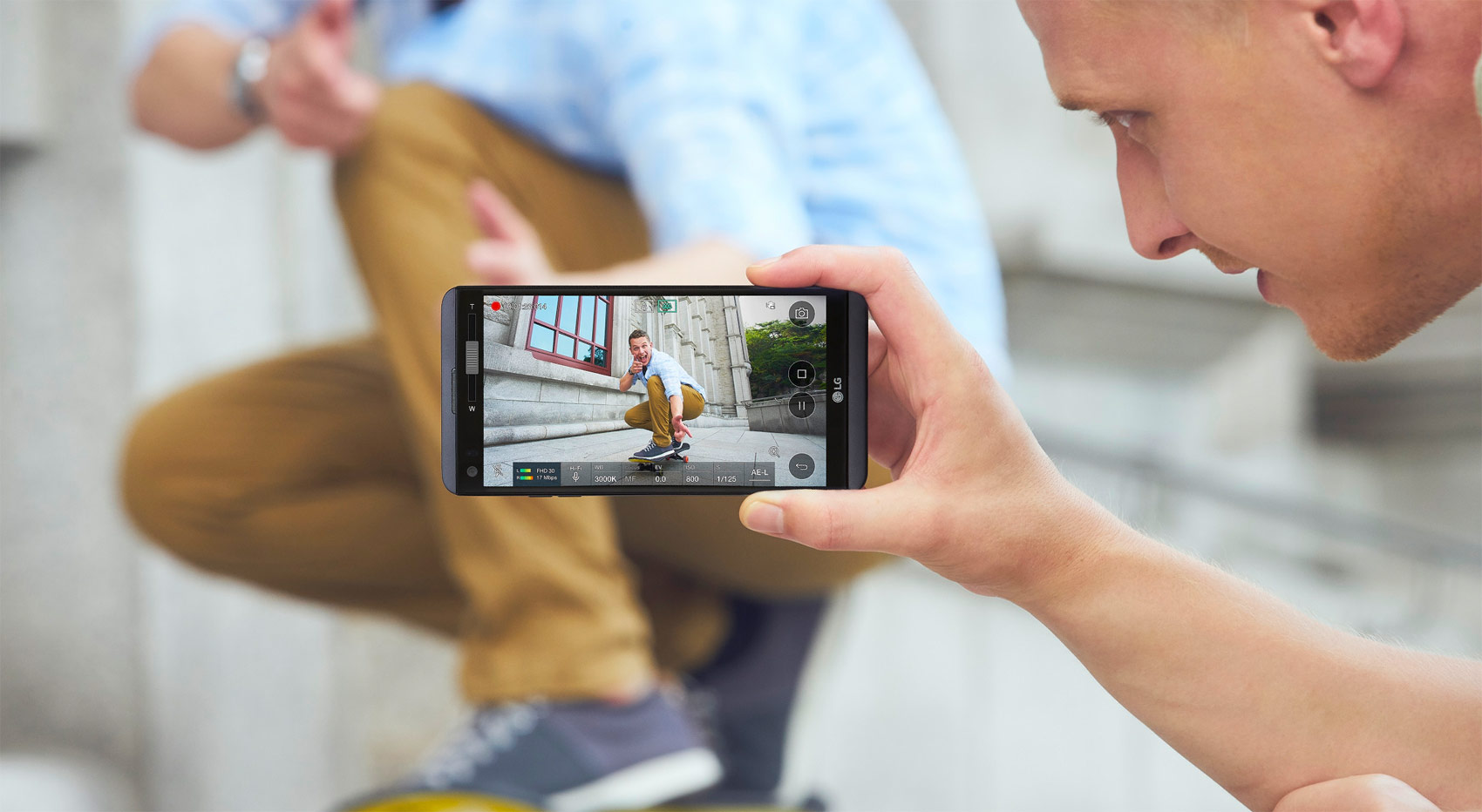 LG V20 Smartphone – The Most Multimedia Capable Phone In The Market