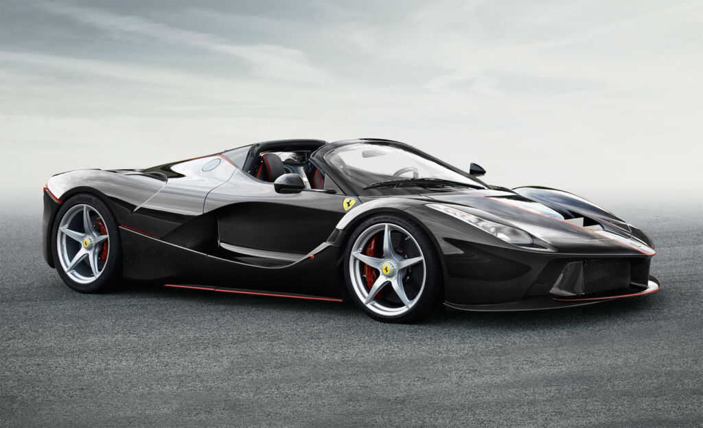 Which Are The Most Popular Supercars Financed Across Britain? 14