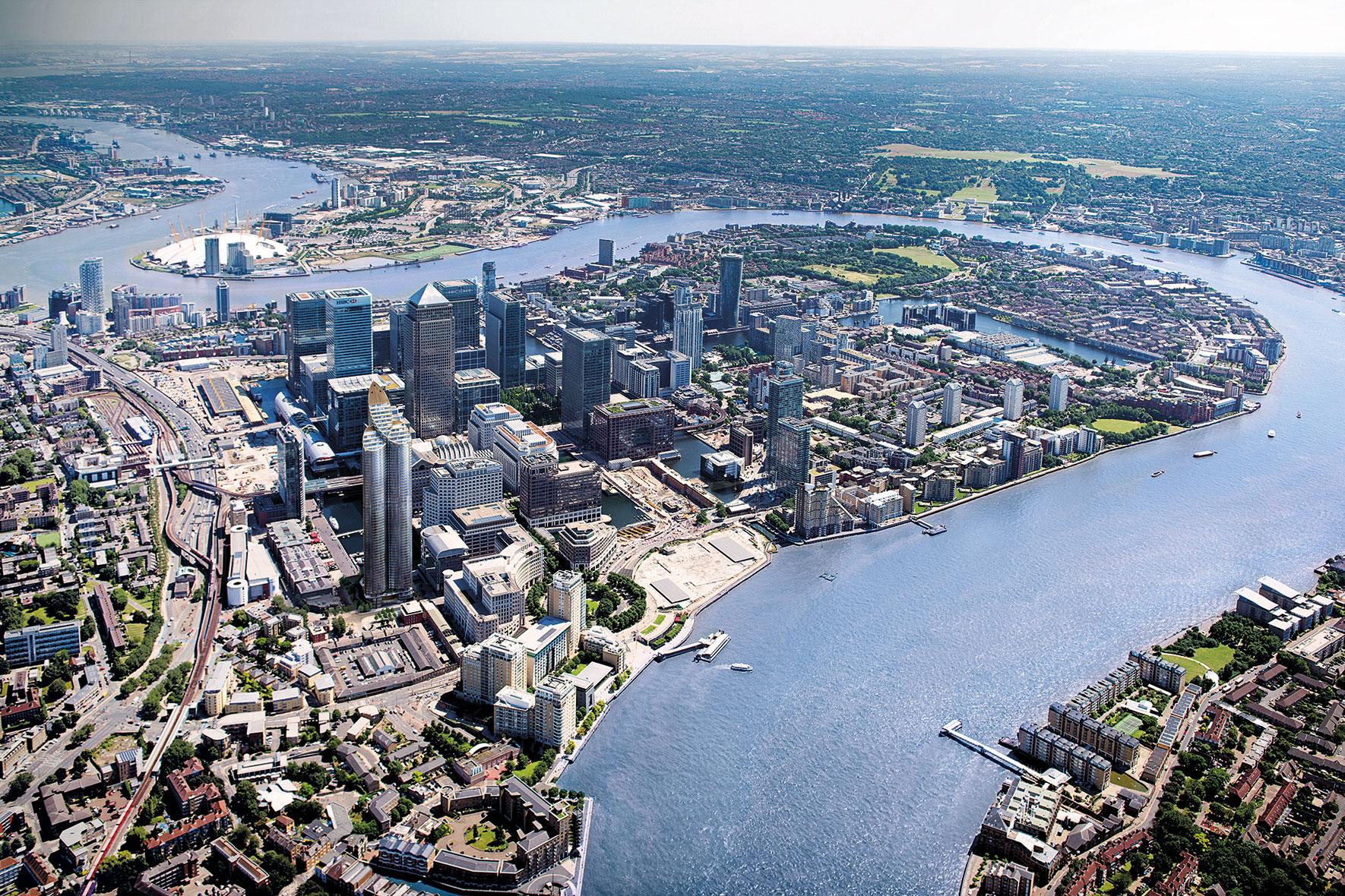London-Docklands