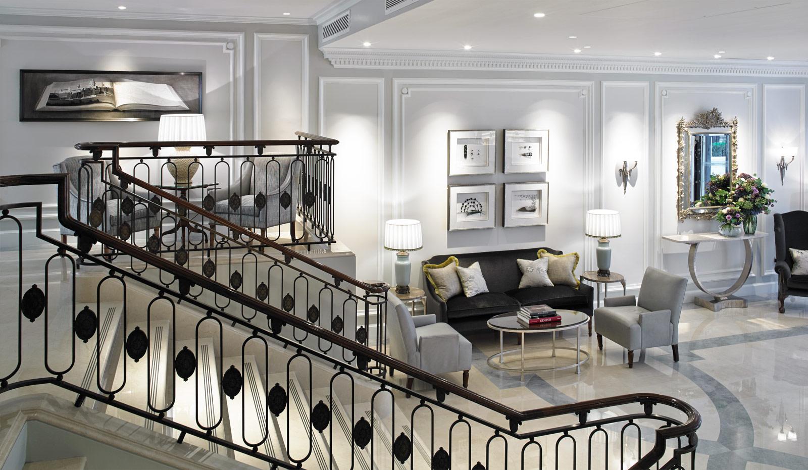 Five-Star Luxury At The London Marriott Hotel Park Lane 7