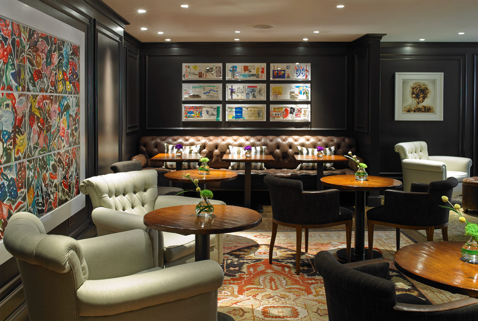 Five Star Luxury At The London Marriott Hotel Park Lane