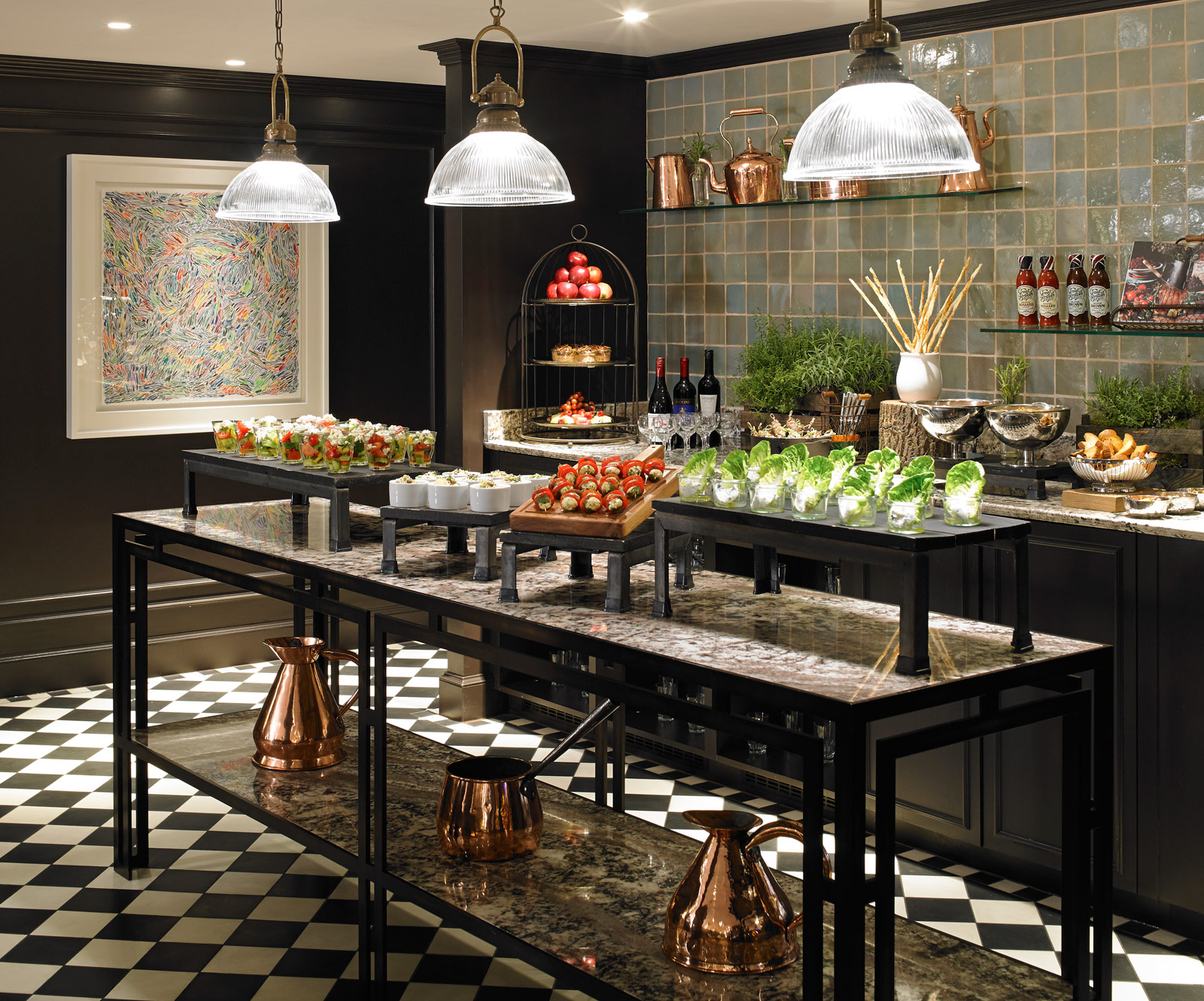 Five-Star Luxury At The London Marriott Hotel Park Lane 12