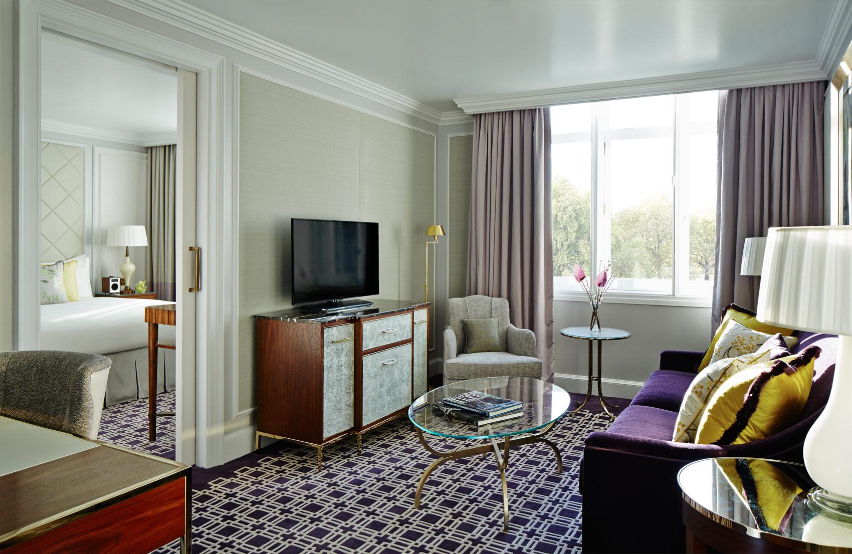 Five-Star Luxury At The London Marriott Hotel Park Lane 8