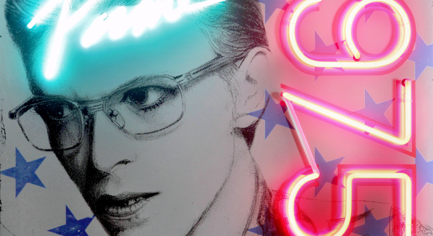 Neon Artist Louis Sidoli Pays Homage To Bowie's 'Golden Years'