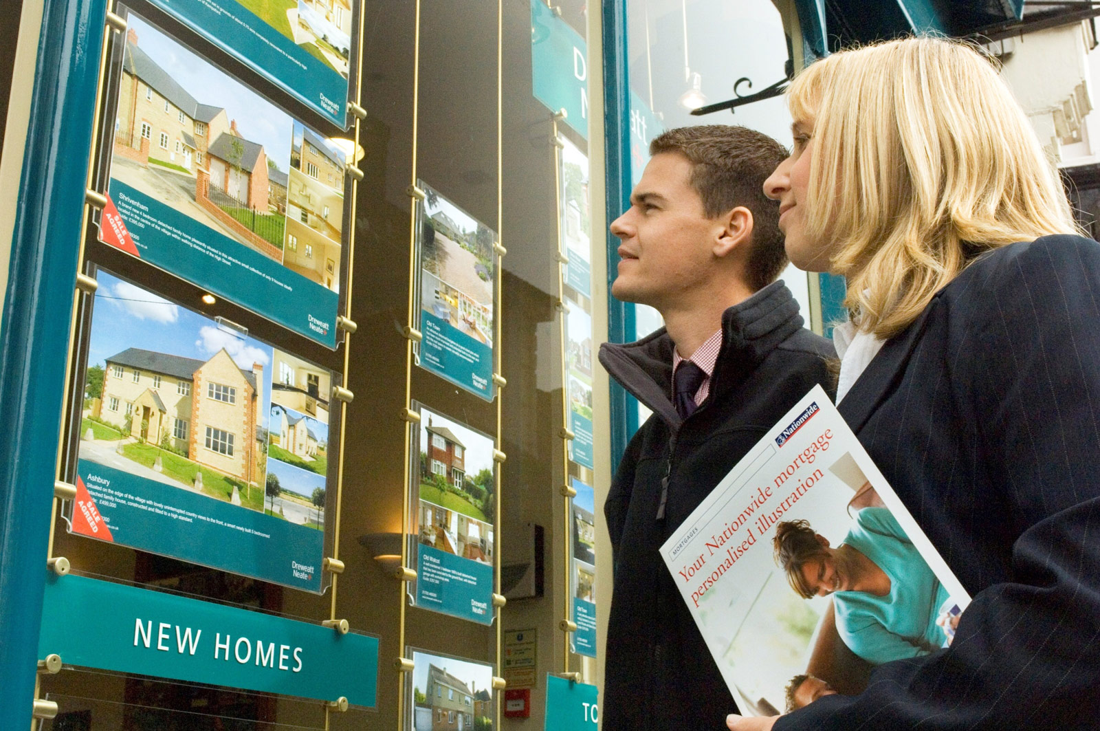 The Nationwide HPI Shows August Increase In UK House Price Growth