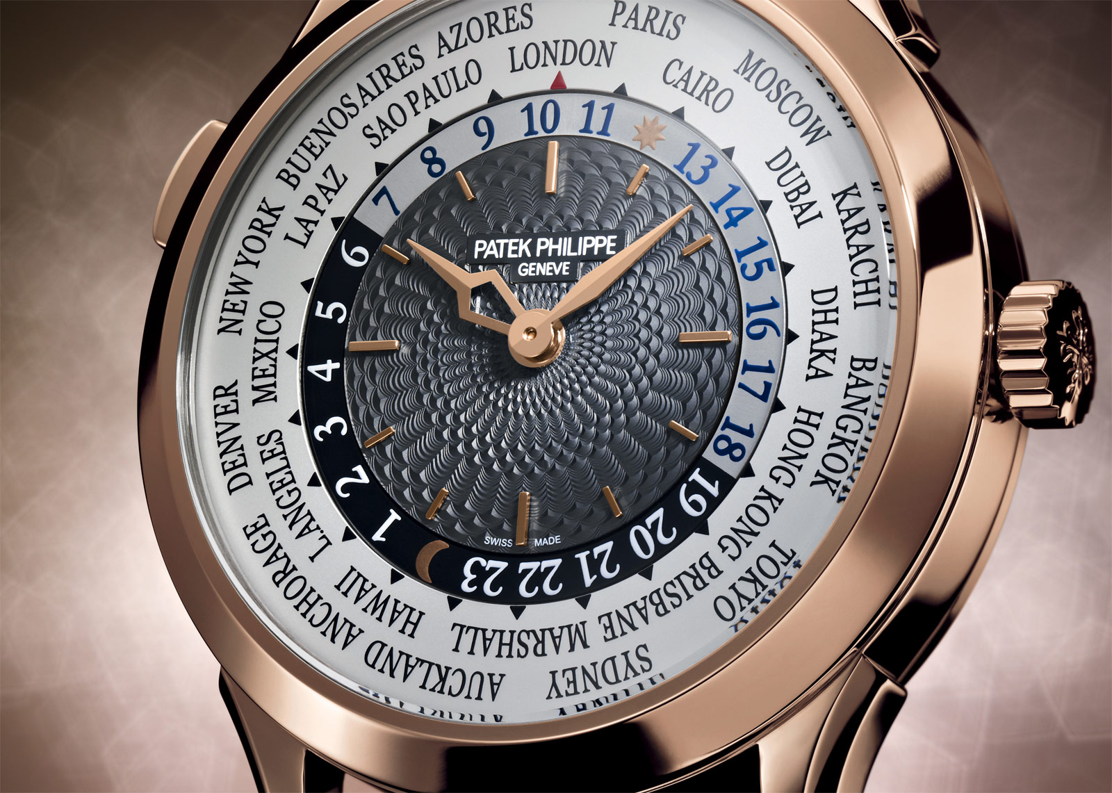 New World Time by Patek Philippe – a Technical Marvel by an Exemplary Watchmaker
