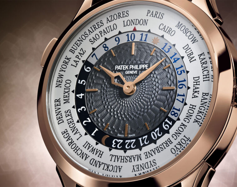 New World Time by Patek Philippe – a Technical Marvel by an Exemplary Watchmaker 39