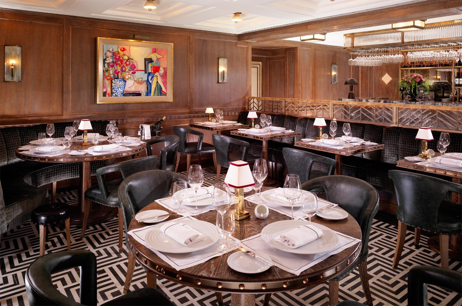 Ormer Restaurant London