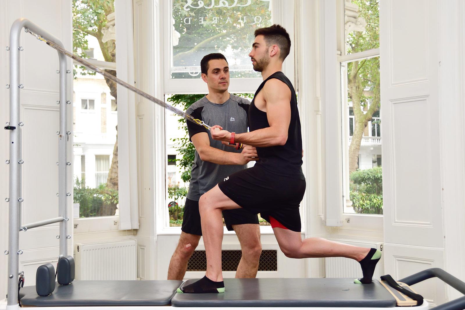 Power Pilates for Men, PilatesSquared