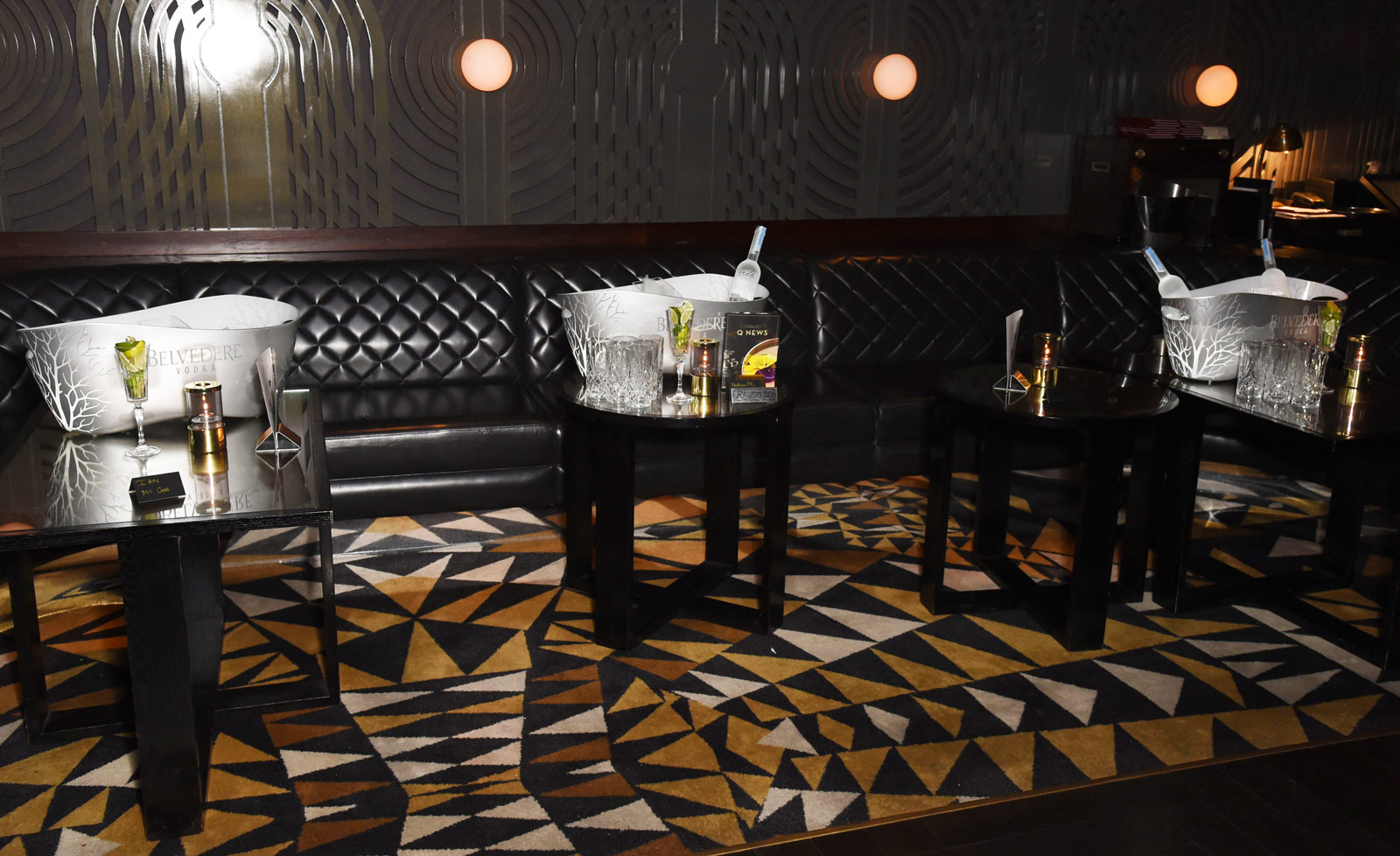 Mayfair's Quaglino's Launches Q Nights - Friday's Place to Be 4