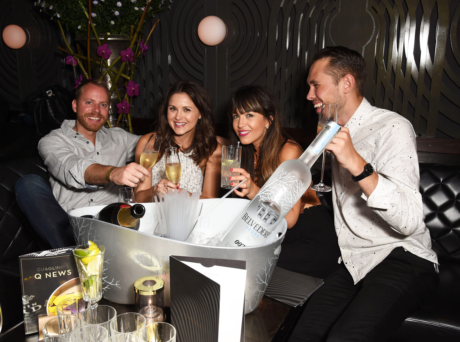 Mayfair's Quaglino's Launches Q Nights - Friday's Place to Be