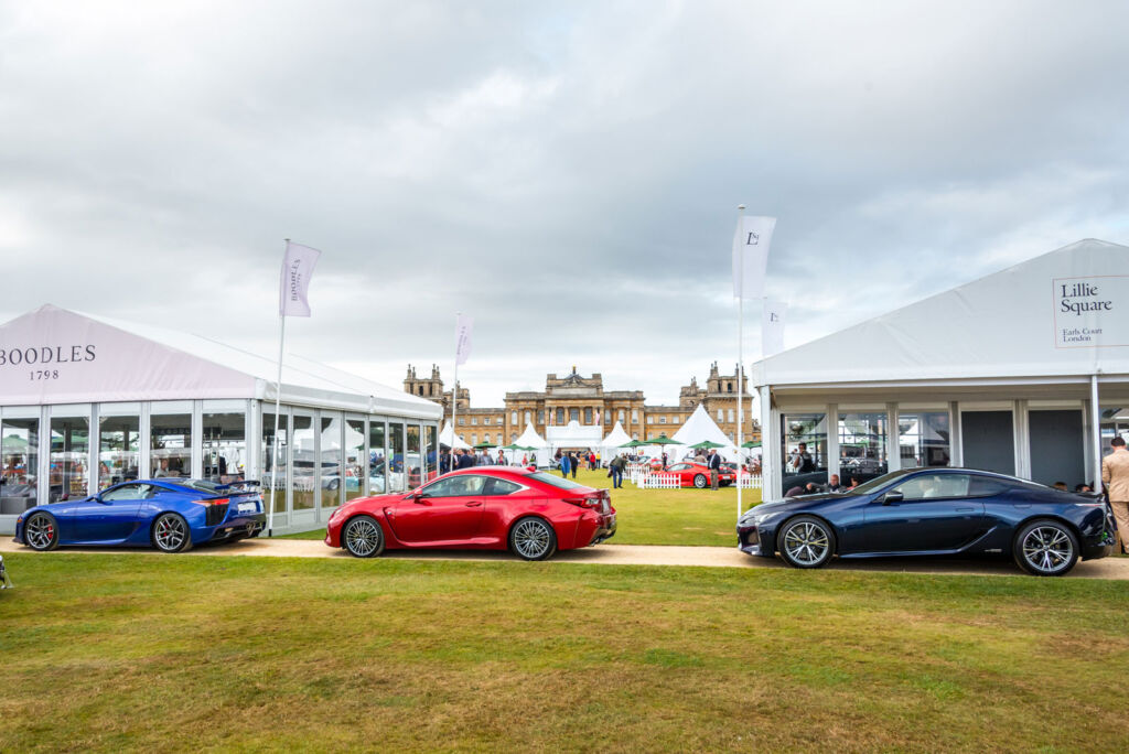 Lexus Shines Brightly Under Cloudy Skies At Salon Prive 2016 6