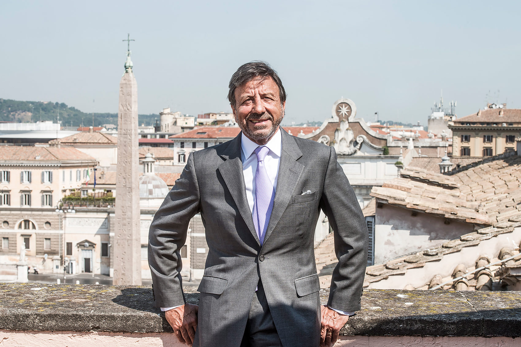 Rocco Forte Hotels Announces a Second Hotel in Rome