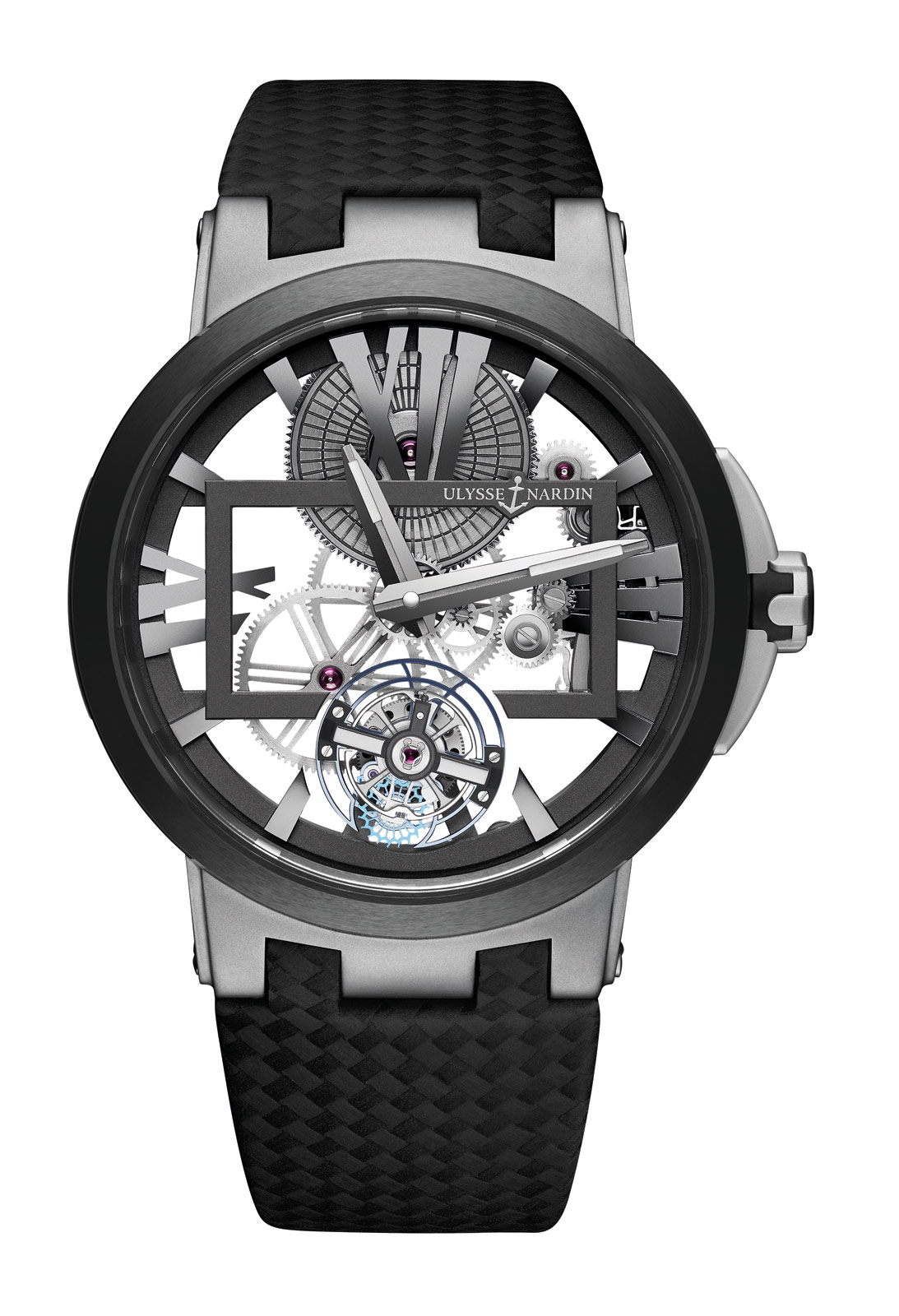 Ulysse Nardin's Executive Skeleton Tourbillon; Continuing To Redefine The Timepiece 4
