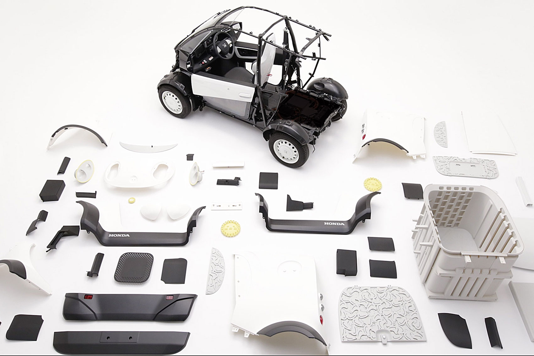 Will We Be Downloading Software And Printing Cars In The Future?