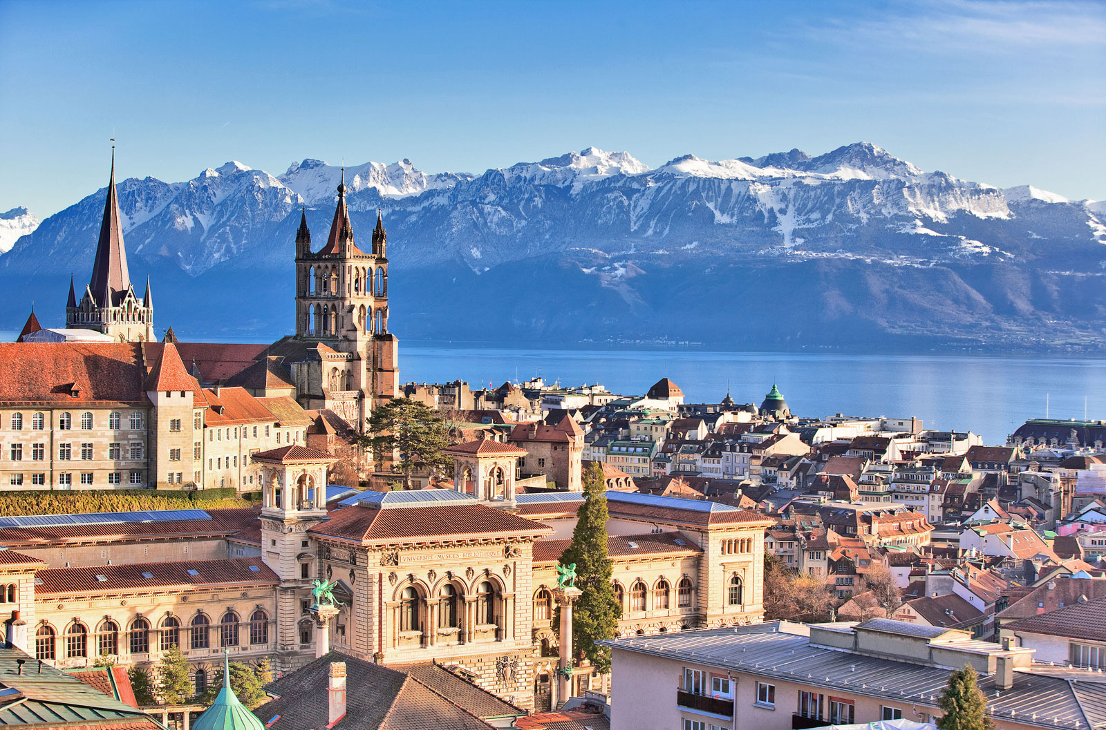 48 Hours In Lausanne, The Perfect Swiss City Break